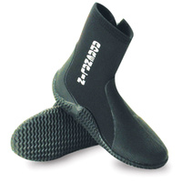 ADRENALIN 5MM ZIP BOOT - MULTIPLE SIZES