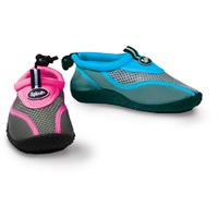 ADRENALIN SPLASH AQUA SHOE CHILD OR JUNIOR SIZES - PINK OR BLUE