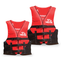 LAND & SEA SPORTS PFD L50 LIFE JACKET - MULTIPLE SIZES - BEACH WATER SPORTS