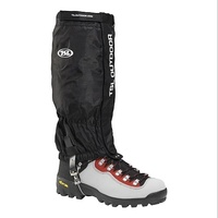 TSL GAITERS - HIGH TREK - RED, OLIVE OR BLACK (TSL-GS-HT) HIKING WALKING SNOW