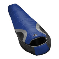 VANGO NITESTAR 250 - SURF BLUE / BLACK - SLEEPING BAG (VSB-NI250-GL) CAMPING