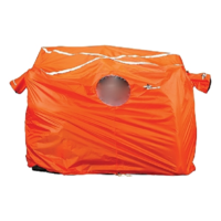 VANGO STORM SHELTER - BRIGHT ORANGE - MULTIPLE SIZES - CAMPING HIKING FISHING