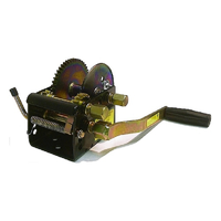 JARRETT HEAVY DUTY WINCH ONLY 10/5/1:1 - NO CABLE (WB-F10951) BOATING