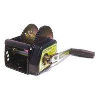 JARRETT BRAKE WINCH ONLY 5:1 - NO CABLE (WB-F18240) BOATING FISHING CAMPING