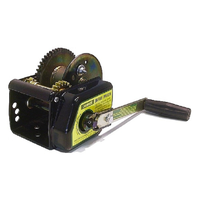 JARRETT BRAKE WINCH ONLY 10:1 - NO CABLE (WB-F18280) BOATING FISHING