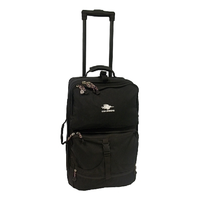 KIVA DESIGNS DEUCE 47L - ROLLERPACK - BLACK (KIV-080101) TRAVEL BAG STORAGE