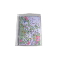 SEATTLE SPORTS DRY DOC MAP CASE LARGE - 375 X 300MM (SWB-49700) WATERPROOF