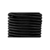 ANSCO SHOCKCORD - BLACK - MULTIPLE SIZES - ROPE CAMPING HIKING