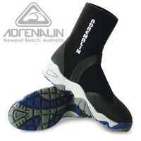 ADRENALIN COMFORT NON-ZIP BOOT WHITE - MULTIPLE SIZES