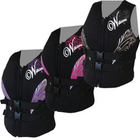 WILLIAMS CLASSIC NEOPRENE VEST - LADIES - SIZES 8 - 16 (8820) PFD-3 APPROVED