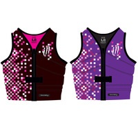 INTENSITY DELTA NEOPRENE VEST - LADIES - SIZE 6 - 14 (IA8880) PFD-3 APPROVED