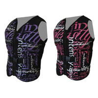 INTENSITY ALPHA NEOPRENE VEST - LADIES - SIZES 6 - 16 (IA8320) PFD-3 APPROVED