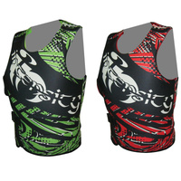 INTENSITY SHIFT NEOPRENE VEST - MENS - SIZES S - 2XL (IA8860) PFD-3 APPROVED