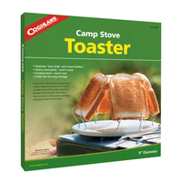 COGHLANS CAMP STOVE TOASTER - HEAVY DUTY STEEL PLATE - WONT WARP (COG 504D)
