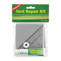 COGHLANS TENT REPAIR KIT - QUICK EMERGENCY REPAIRS TO YOUR TENT (COG 703)