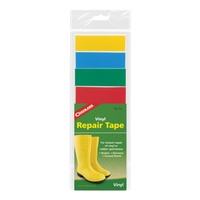 COGHLANS VINYL REPAIR TAPE - VINYL WITH ADHESIVE BACKING (COG 712)