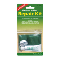 COGHLANS PLASTIC OR RUBBER REPAIR KIT - EASY ON THE SPOT REPAIR (COG 860BP)