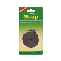 COGHLANS POLYPROPYLENE UTILITY STRAP - 6 FEET - BEST FOR THE OUTDOORS (COG 7606)