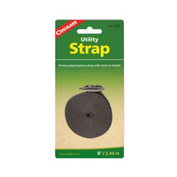 COGHLANS POLYPROPYLENE UTILITY STRAP - 8 FEET - BEST FOR THE OUTDOORS (COG 7608)
