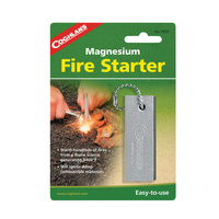 COGHLANS MAGNESIUM FIRE STARTER - SURVIVAL TOOL (COG 7870)