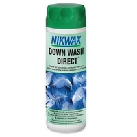 NIKWAX DOWN WASH DIRECT - CLEANER FOR DOWN FILLED CLOTHING & EQUIPMENT