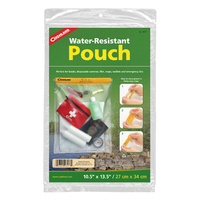 COGHLANS WATER RESISTANT POUCH 10.5 X 13.5 INCH - STRONG VINYL POUCH (COG 8417)