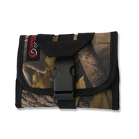 INNERCORE AMMO POUCH WITH CLIP - CAMO - HOLDS 14 ROUNDS (IH202)