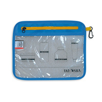TATONKA FLIGHT BAG - TRANSPARENT - TAKING LIQUIDS ON AEROPLANES (TAT 3135.325)