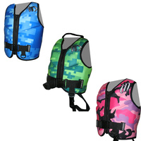 INTENSITY JUNIOR ZONE NEOPRENE VEST - PFD-3 APPROVED - SIZE XS - L (IA8820)
