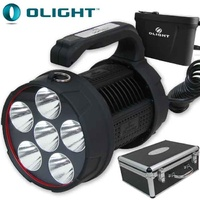 OLIGHT X6 MARAUDER LED TORCH 5000 MAX LUMENS - 640M (FOL-X6)