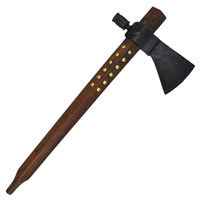 FURY PEACE TOMAHAWK WITH BRASS TACKS - 500MM - DISPLAY PIECE ONLY (22004)
