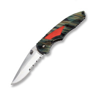 FURY PRESTO POCKET KNIFE - 115MM WHEN CLOSED - STAINLESS STEEL (88050)