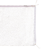 WISH BADMINTON NET SUPER MATCH - STAINLESS STEEL WIRE CABLE (BDWNSM)
