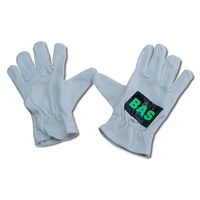 BAS COTTON CRICKET WICKET KEEPING GLOVE INNERS - ELASTIC WRIST