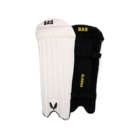 BAS CLASSIC CRICKET WICKET KEEPING LEG GUARDS - MENS / YOUTH / BOYS