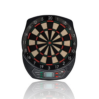 ONE80 ELECTRONIC DARTBOARD - SUITABLE FOR 1 TO 8 PLAYERS (DA180BE)