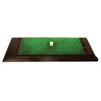 EAGLE SPORTS HIT OFF GOLF MAT - SYNTHETIC SURFACE - BUILT IN TEE (GFMN)