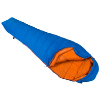 VANGO FUSE MINUS 6 DEGREES SLEEPING BAG - NUCLEAR BLUE (VSB-FUS06-L) CAMPING