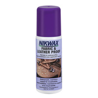NIKWAX FABRIC & LEATHER PROOF - 125ML & 5L - WATERPROOF YOUR FOOTWEAR