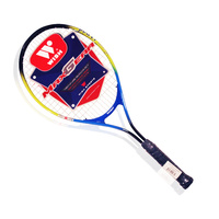 WISH ALUMTEC 2406 25 INCH JUNIOR ALUMINIUM 2PC TENNIS RACQUET (TNWR240625)