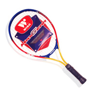 WISH ALUMTEC 2406 23 INCH JUNIOR ALUMINIUM 2PC TENNIS RACQUET (TNWR240623)