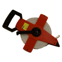 BUFFALO SPORTS OPEN REEL TAPE MEASURE - 100M - MULTIPLE USES (ATH057)
