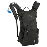 VANGO RAPIDE 20L DAY SACK - BLACK - WITH 2L HYDRATION BLADDER (VRS-RAP20-LBLK)