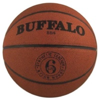 BUFFALO SPORTS BB COMPOSITE PVC TRAINING BASKETBALL - SIZE 5 / 6 / 7