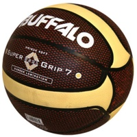 BUFFALO SPORTS CELLULAR MATRIX BASKETBALL - BROWN / CREAM - SIZE 6 / 7