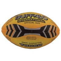 BUFFALO SPORTS CELLULAR RUBBER TOUCH BALL - PERFECT SHAPE FOR 5 YEARS (RUG024)
