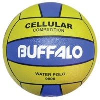 BUFFALO SPORTS CELLULAR RUBBER WATERPOLO BALL (SWIM002)