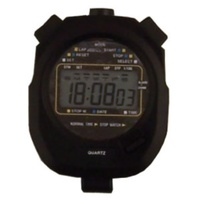 BUFFALO SPORTS TIMER 694 STOPWATCH - 6D FUNCTION (ATH078)