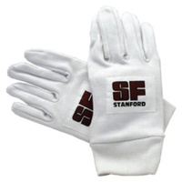 STANFORD COTTON PADDED INNERS FOR CRICKET WICKET KEEPING GLOVES - MULTIPLE SIZES