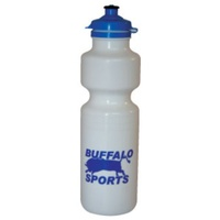 BUFFALO SPORTS ECONOMY DRINK BOTTLE - 750ML - MULTIPLE COLOURS (BOTT002)